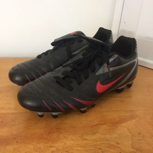 Nike Athletic Soccer Cleats